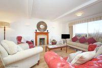 Living room at Westwood self catering in Ledbury
