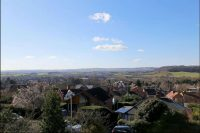 View from Ledbury holiday home
