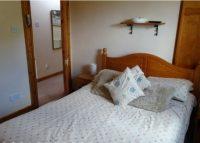 Bedroom at holiday home near Ledbury