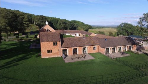 Luxury holiday home Ledbury