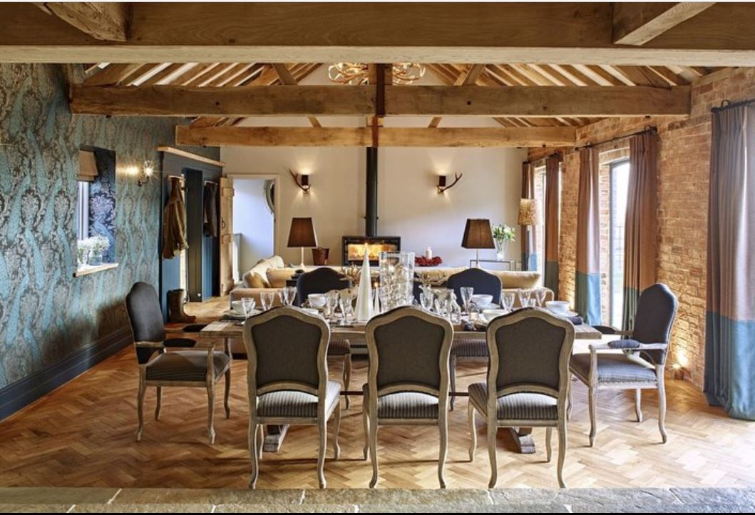 Luxury self catering Ledbury