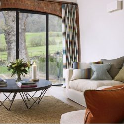 Relax and enjoy the view from luxury self catering Ledbury