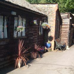Bunk style accommodation near Ledbury