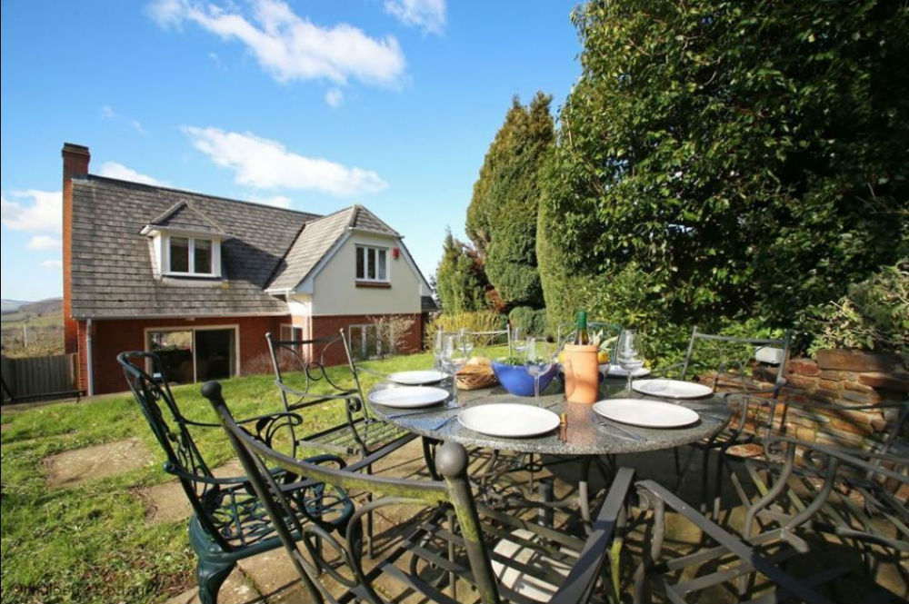 Westwood self catering in Ledbury