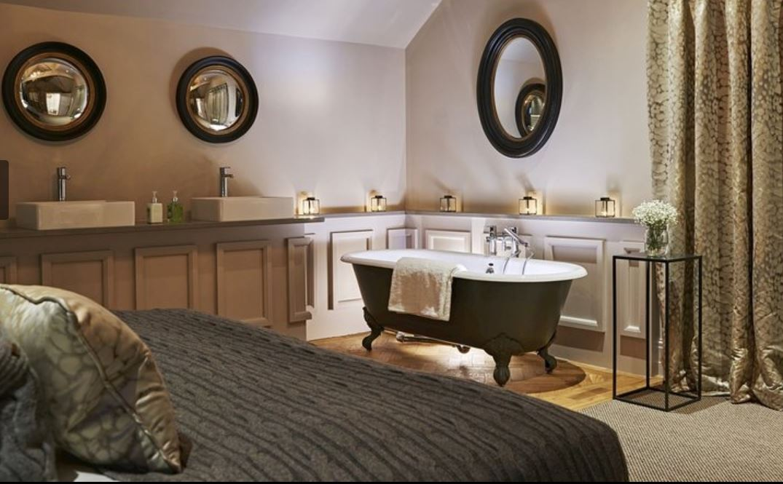 Romantic luxury self catering Ledbury