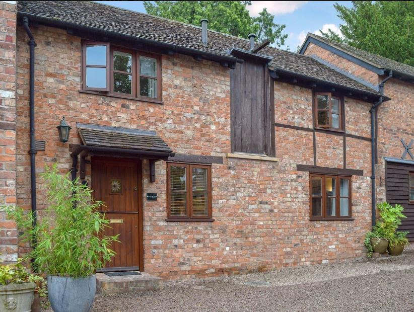 The Barn self catering in Ledbury
